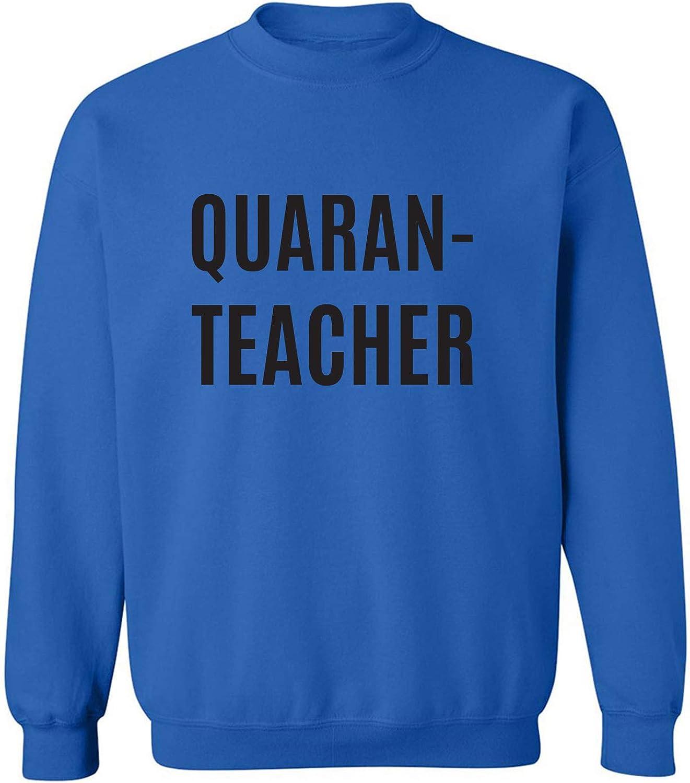 zerogravitee Quaran-Teacher Crewneck Sweatshirt