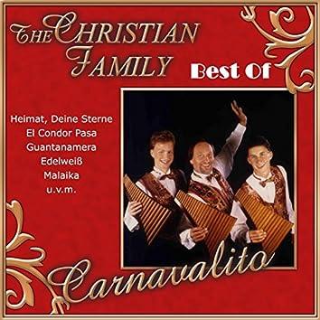 Best Of: Carnavalito (Heimat, Deine Sterne - El condor Pasa - Guantanamera - Edelweiß - Malaika u.v.m.)