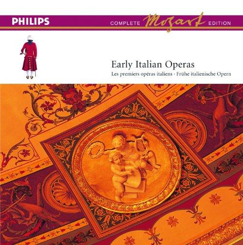 """Mozart: Mitridate, re di Ponto, K.87 / Act 1 - """"Soffre il mio cor con pace"""""""