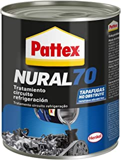 Pattex Nural 70 Tratamiento circuito refrigeración,