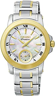Premiere Seconds Subdial Stainless Steel - Two-Tone Women's watch #SRKZ66