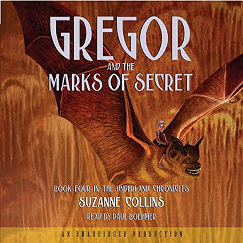 Gregor and the Marks of Secret cover art