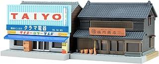 トミーテック ジオコレ 建物コレクション 095-2 電気屋?雑貨屋2 ジオラマ用品