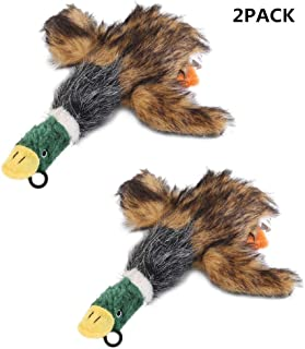 Best plush duck dog toy Reviews