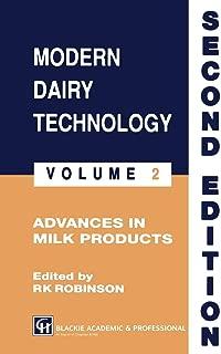Modern Dairy Technology: Volume 2 Advances in Milk Products