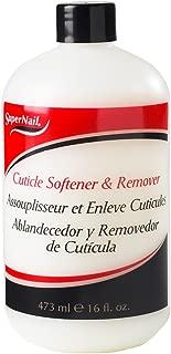 Supernail Cuticle Softener & Remover - 16 oz