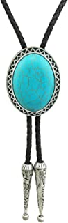 large turquoise bolo tie