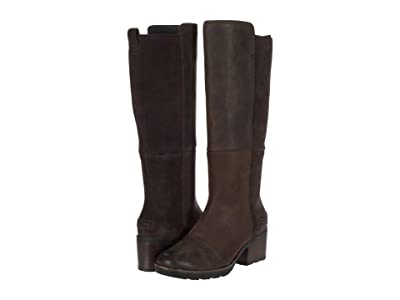 SOREL Catetm Tall (Blackened Brown) Women