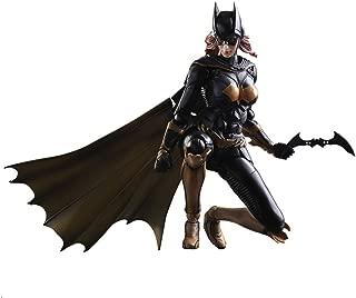 Batman Arkham Knights Batgirl Play Arts Kai Action Figure