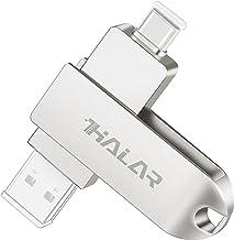 THKAILAR Flash Drive USB-C and USB 3.0,2 in 1 Memory...