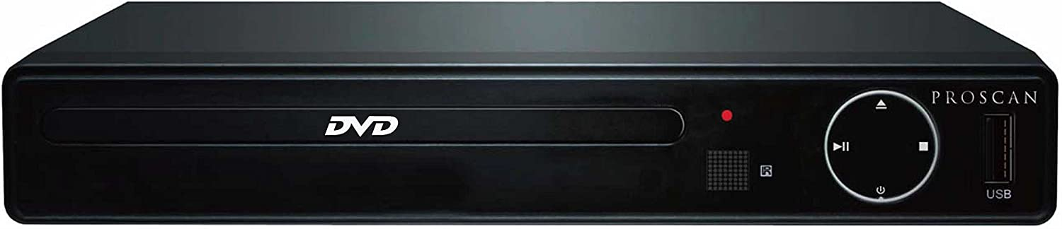Proscan PDVD6670 DVD Player with Ports USB HDMI In Max 90% OFF a popularity + Renewed