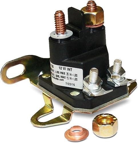 wholesale Trombetta Manuf. 892-1251-210-50 Plastic DC online Contactor, 12 Volt Intermittent. Pack online of Three outlet online sale