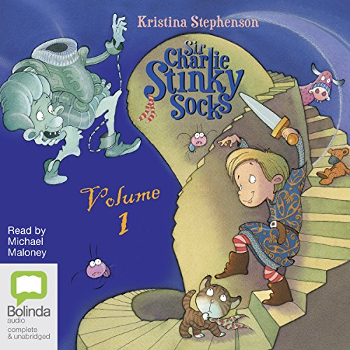 Sir Charlie Stinky Socks: Volume 1                   De :                                                                                                                                 Kristina Stephenson                               Lu par :                                                                                                                                 Michael Maloney                      Durée : 40 min     Pas de notations     Global 0,0