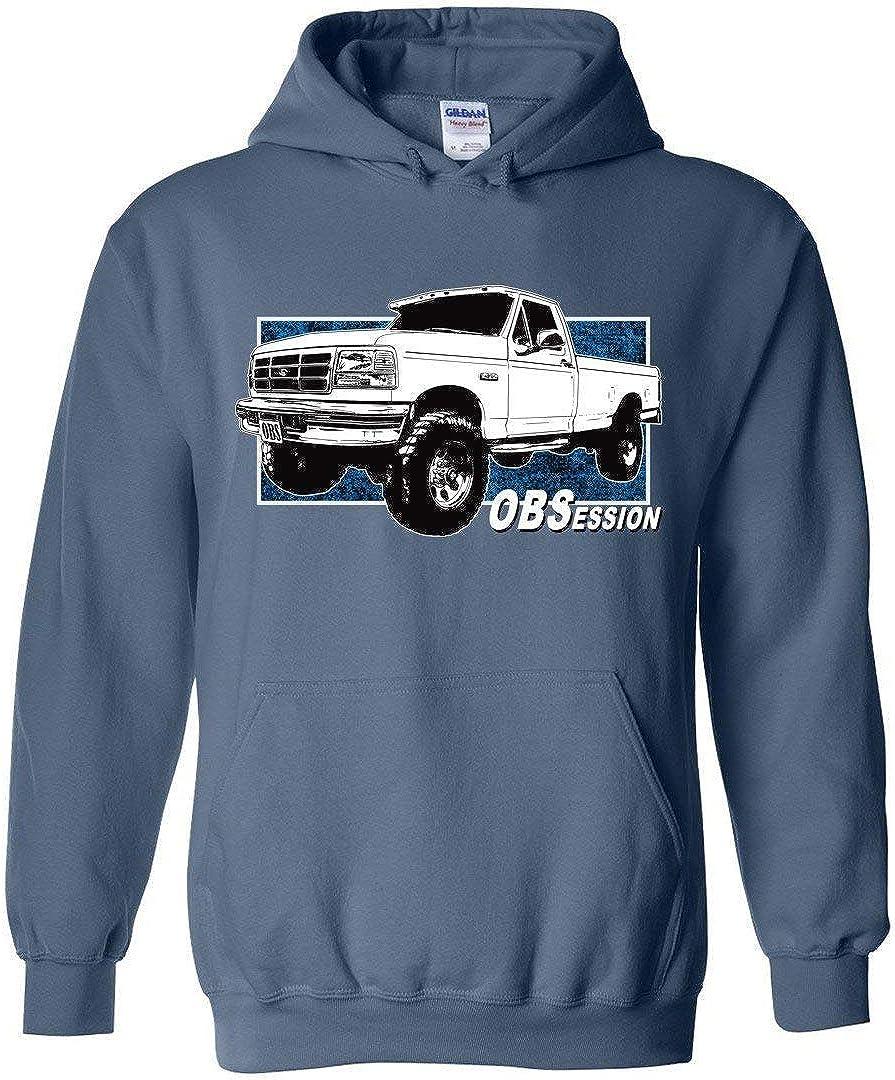 新発売 OBS 大注目 Hoodie Sweatshirt With Cab Single Truck