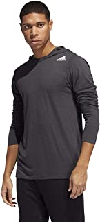adidas FreeLift Tech Easy Hooded Tee-Men's Training