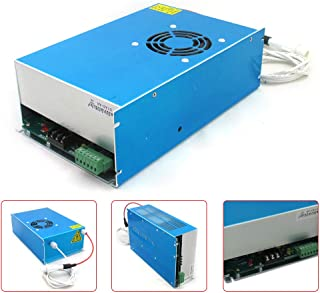110V 100W Co2 L.a.s.e.r Power Supply HY-DY13 for CO2 Engraving Cutting Machine Compatible with RECI Z4 / W4 / S4 100-120w L.a.s.e.r Tube, for EFR, Yongli, WEEGAINT, SP and Others