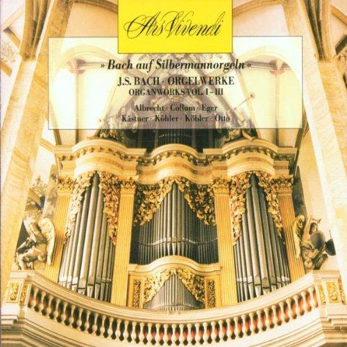 Bach auf Silbermannorgeln (Orgelwerke Vol. 1-3)