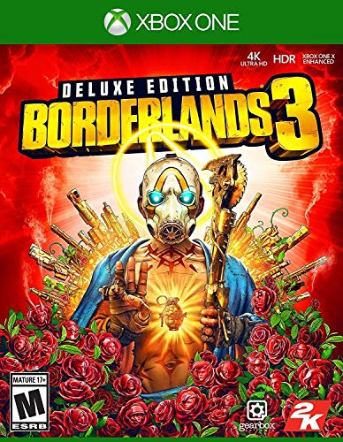 Borderlands 3 Deluxe Edition - Xbox One