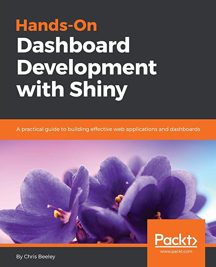いたずらリップおとなしいHands-On Dashboard Development with Shiny: A practical guide to building effective web applications and dashboards