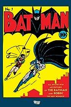 Batman Comic Number 1 poster 60 x 90 cms
