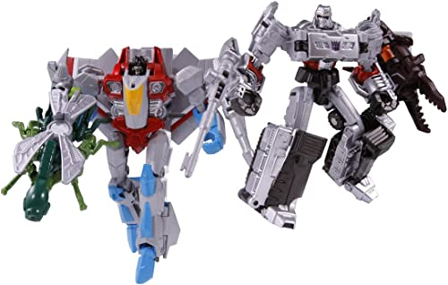 Transformer TF Generationen TG-28 Megatron und Starscream (Japan-Import)