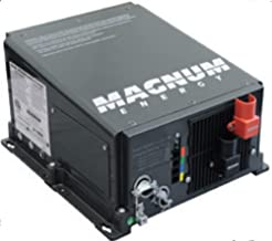 Magnum Energy RD2824 RD-Series 2800W 24VDC Modified Sine Inverter/80 Amp PFC Charger, Easy-to-install, Multiple ports, Versatile mounting, Convenient switches, Expanded transfer relay