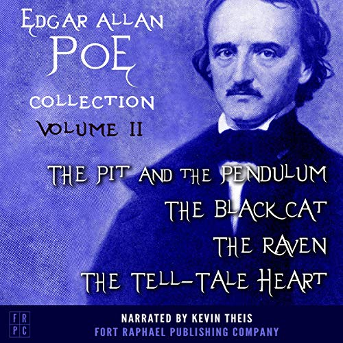 Edgar Allan Poe Collection: Volume II Audiobook By Edgar Allan Poe cover art