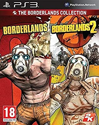 Borderlands 1 and 2 Collection (PS3)
