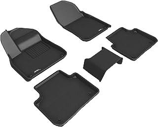 Gummimatten Fußmatten Fußraumschale Toyota Land Cruiser Prado 150 2013-7-Sitze