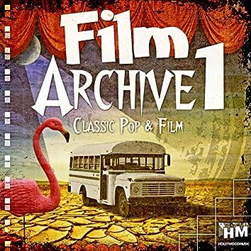 Film Archive 1 - Classic Pop & Film