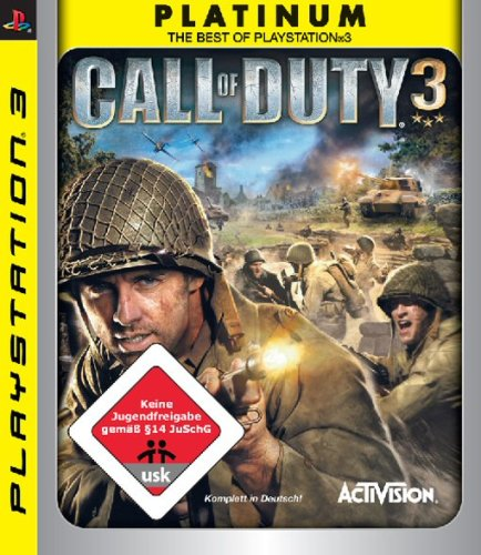 Call of Duty 3 [Platinum]