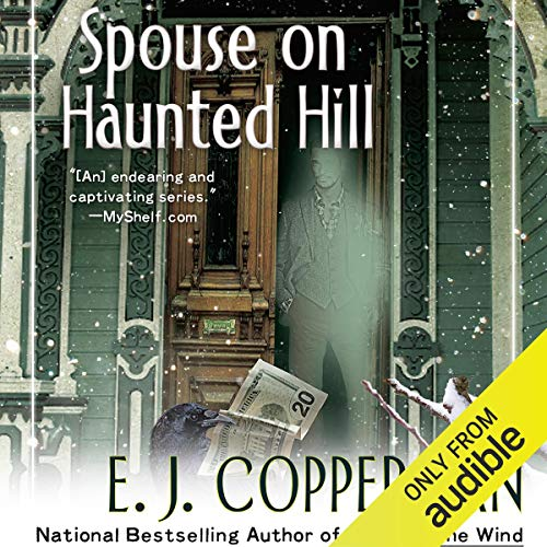 Spouse on Haunted Hill cover art
