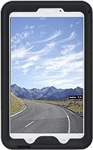 Bobj Rugged Case for Samsung Galaxy Tab 4 8-inch Tablet, SM-T330, SM-T331, SM-T335, SM-T337, SM-T337A, and Other SM-T33. (Not for Tab A 8) - BobjGear Custom Fit - Sound Amplification - (Bold Black)