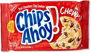 Chips Ahoy ,Chocolate Chips Chewy Cookies - 14 Ounces