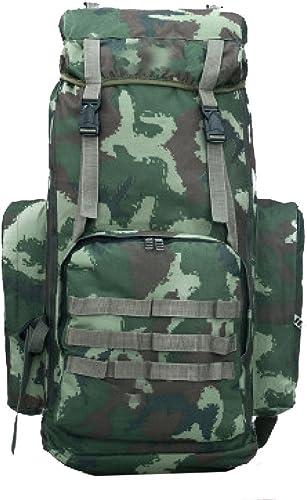 Yy.f50 + Sac à Dos De Grande Capacité 5L 3 Camouflage En Plein Air Valise Multifonctionnelle Sac à Dos Tactique Militaire Sac à Dos De Voyage. 3 Couleurs