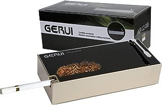 GERUI Electric Cigarette Rolling Machine Automatic Spoon Cigarette Inject Machine