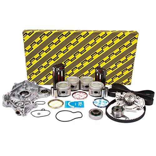 Evergreen OK4013/0/0/0 Fits 94-97 Acura CL Honda Accord VTEC 2.2L SOHC 16V F22B1 Engine Rebuild Kit