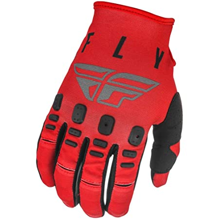X-Small Black//Grey Fly Racing 2020 F-16 Gloves