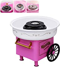 ANCROWN Cotton Candy Machine, Sugar Floss Maker, Portable Mini Electric DIY Sweet Device for Kids in Party/at Home.