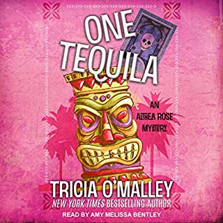 One Tequila     Althea Rose Series, Book 1              By:                                                                                                                                 Tricia O'Malley                               Narrated by:                                                                                                                                 Amy Melissa Bentley                      Length: 5 hrs and 40 mins     2 ratings     Overall 4.5