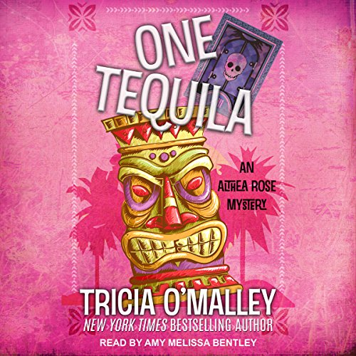 One Tequila audiobook cover art