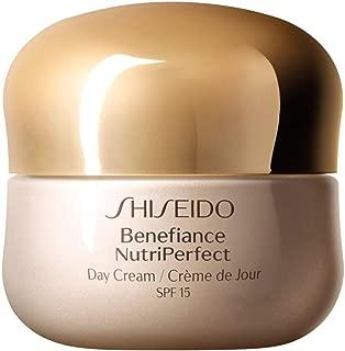 Shiseido Benefiance NutriPerfect Day Cream SPF 15 50ml - Pack of 6