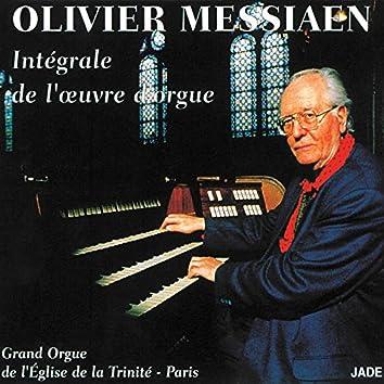 Messiaen: Intégrale de l'oeuvre d'orgue à l'Eglise de la Trinité de Paris