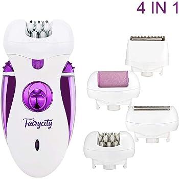 Depiladoras Facial Mujer Afeitadora Electrica Depilación Femenina ...