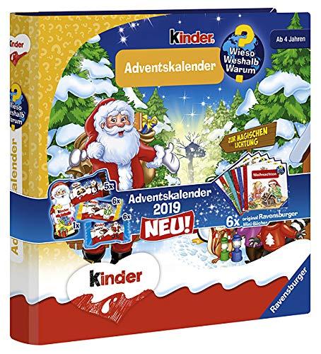 Kinder Mix & Ravensburger Vorlesekalender 109g