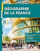 Géographie de la France d'Eloïse Libourel