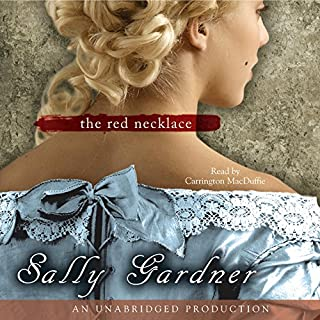 Couverture de The Red Necklace