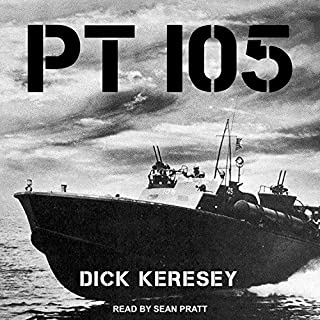 PT 105 audiobook cover art