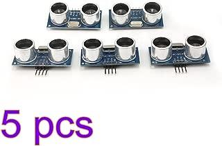 yssabout 5piezas HC-SR04de distancia ultrasónico transductor Sensor