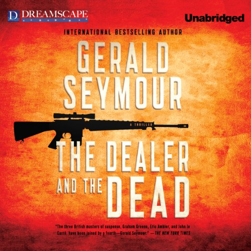 The Dealer and the Dead audiobook cover art